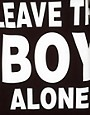 Immagine 3 di BOY London - Leave The Boy Alone - Canotta