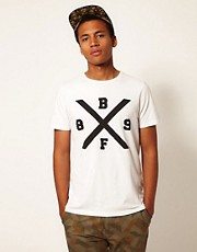 Boxfresh  Lakshmie  Logo-T-Shirt