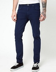 Dr Denim Snap Skinny Jeans