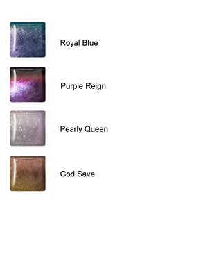Image 2 ofRimmel London Metal Rush Nail Polish