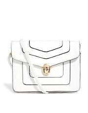 Johnny Loves Rosie Envelope Flap Shoulder Bag