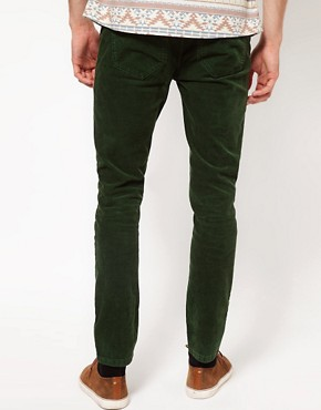 Image 2 ofRiver Island Victor Cord Chinos