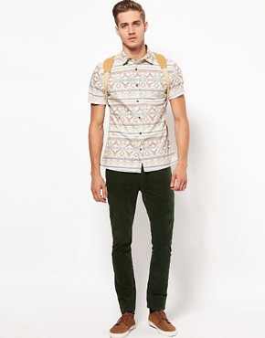 Image 4 ofRiver Island Victor Cord Chinos
