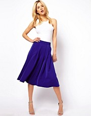 ASOS Culottes with Pleated Front