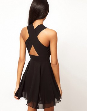 Image 2 ofLove Chiffon Cut Out Dress