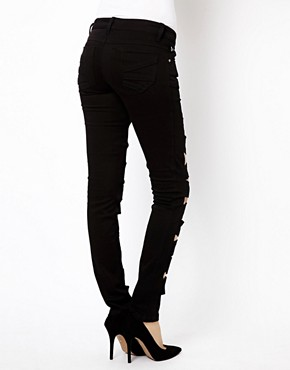 Image 2 ofTripp Nyc Z Cut Skinnies