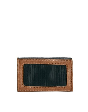 Image 2 ofASOS Melton Bifold Cardholder Wallet