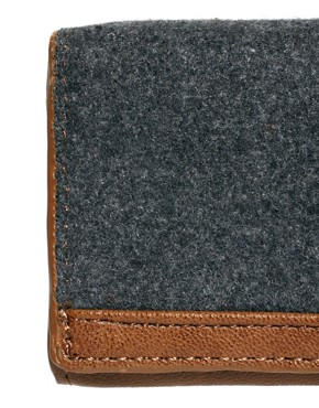 Image 3 ofASOS Melton Bifold Cardholder Wallet
