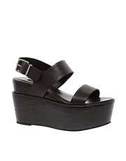 Senso Jordan II Flatform Sandals