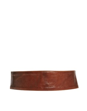 Image 3 ofJocasi Leather Sweetheart Belt