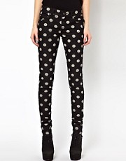 Tripp NYC Spot Skinny Jeans