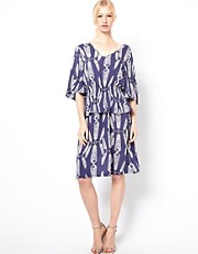 Ivana Helsinki Dress in Indian Summer Print