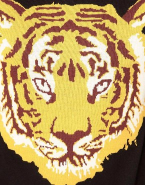 Image 3 ofASOS Tiger Jumper
