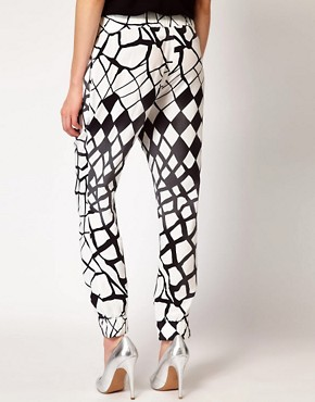 Image 2 of Sass And Bide The Gospel Printed Pants