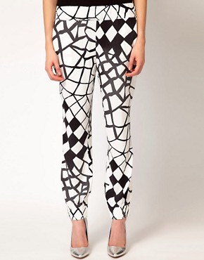 Image 4 of Sass And Bide The Gospel Printed Pants