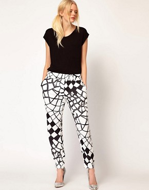 Image 1 of Sass And Bide The Gospel Printed Pants