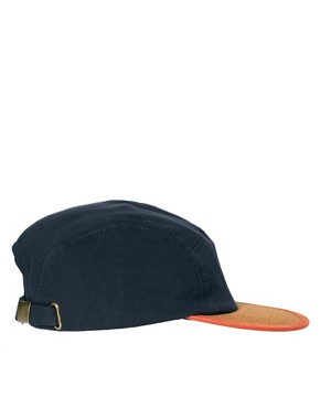 Image 4 ofASOS Jersey 5 Panel Cap