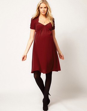 Image 4 ofASOS Maternity Tea Dress