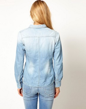 Image 2 ofPepe Jeans Denim Shirt