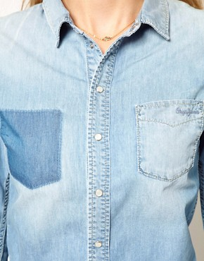 Image 3 ofPepe Jeans Denim Shirt