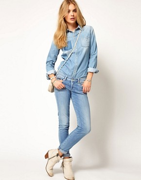 Image 4 ofPepe Jeans Denim Shirt