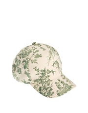ASOS Baseball Cap in Tapestry Fabric