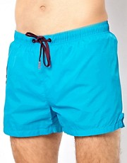 Bjorn Borg Blue Neon Swim Short
