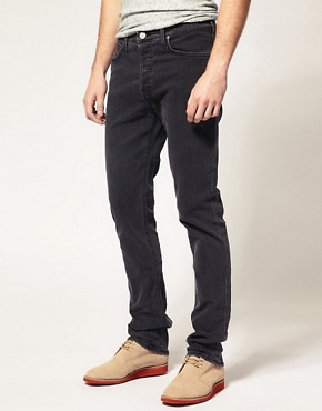 Image 1 ofLee Jegger stone wash Skinny Jeans
