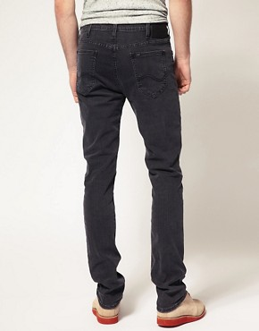 Image 2 ofLee Jegger stone wash Skinny Jeans