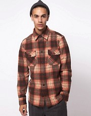 Minimum Heavy Check Shirt