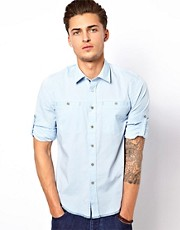 Calvin Klein Shirt Stretch Poplin