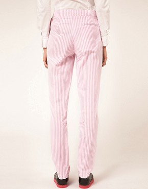 Image 2 of JW Anderson Pant In Stripe