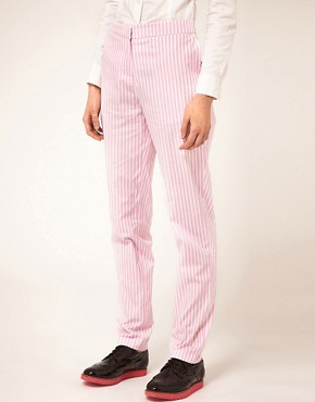 Image 4 of JW Anderson Pant In Stripe