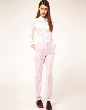 Image 1 of JW Anderson Pant In Stripe