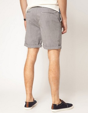 Image 2 ofASOS Oxford Shorts