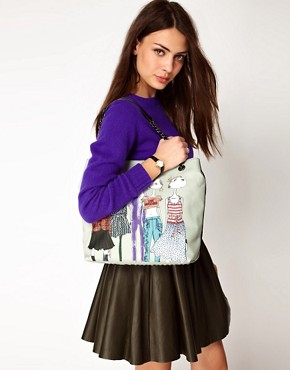 Image 3 ofLove Moschino Charming Fashion Tote