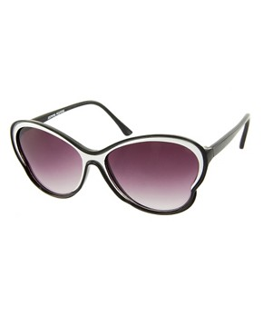 Image 1 ofJeepers Peepers Lily Cat Eye Sunglasses