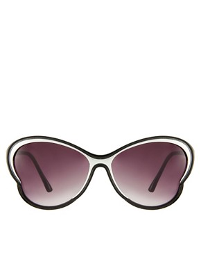 Image 2 ofJeepers Peepers Lily Cat Eye Sunglasses