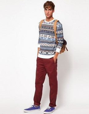 Image 4 ofRiver Island Thomas Chinos