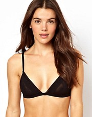 ASOS Boudoir Soft Mesh Triangle Bra