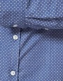 Image 3 ofASOS Slim Fit Shirt With Polka Dot