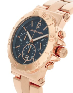 Image 3 ofMichael Kors MK5410 Rose Gold Watch