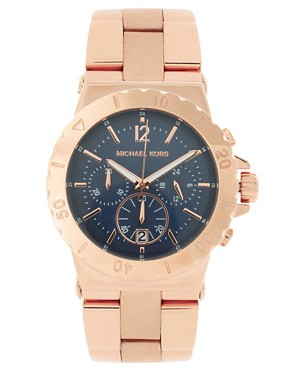 Image 1 ofMichael Kors MK5410 Rose Gold Watch
