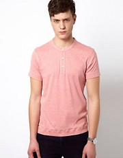 Plectrum By Ben Sherman T-Shirt Henley