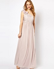 Coast Maya Maxi One Shoulder Dress