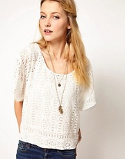 Denim &amp; Supply By Ralph Lauren Lace Top