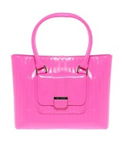Ted Baker Marr Patent Shopper