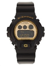 Reloj digital color negro G-Shock DW-6900CB-1ER de Casio