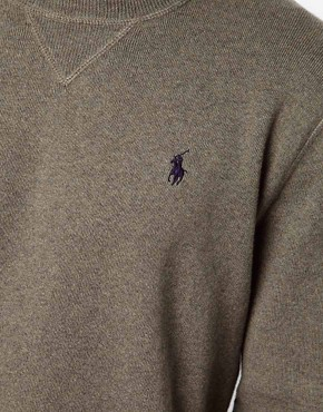 Image 3 ofPolo Ralph Lauren Jumper with V Insert