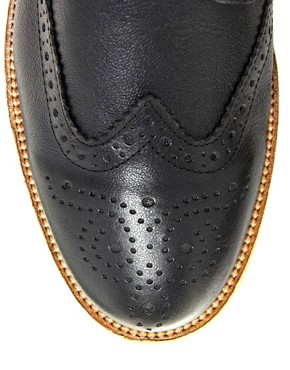 Image 3 ofRiver Island Brogue Boots